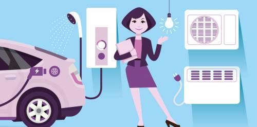 Chystáte se pořídit nový, energeticky náročný spotřebič? Změnou distribuční sazby můžete ušetřit.